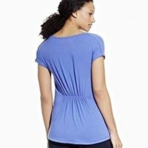 NWT Calia by Carrie Underwood. Scoop/ draped front